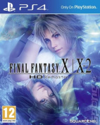 Final Fantasy X/X-2 HD Remaster [Region 2] [Blu-ray]