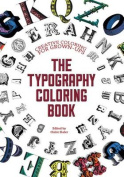 The Typography Coloring Book