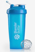 BlenderBottle Classic Loop Top Shaker Bottle, Blue, 950ml