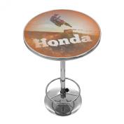 "Honda ""Power Sport"" Chrome Pub Table"