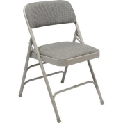 2300 Series Triple Strength Upholstered Folding Chair [Set of 4] Colour