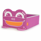 P'Kolino Monster Under-The-Bed Storage, Pink