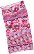 Haba Lassig Twister Sweat Wicking Multi Use Scarf Hairband and Headband, Folklore