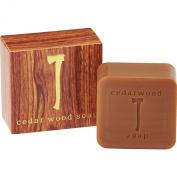 CB2 Cedar Wood Soap