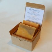 All Natural Handmade Soap Gift Set - Grapefruit w/ Aloe, Orange w/ Aloe (2 Bars, 130ml Each) - Made with All Natural / Organic Ingredients!!