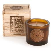 Archipelago Botanicals Wooden Boxed Candle Tabac & Oudwood