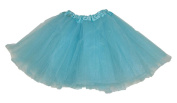 Aqua Girls Dance or Ballet Tutu Perfect for Babies, Toddlers and Youth Recitals or Play