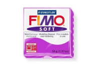 Fimo Soft Lavender 56g Polymer Clay Block, Fimo Colour Reference 62 -