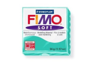 Fimo Soft Peppermint 56g Polymer Clay Block, Fimo Colour Reference 39 -