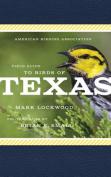 American Birding Association Field Guide to Birds of Texas