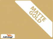 Gold Matte 150mm Kitchen & Bathroom Wall Tile Transfers,