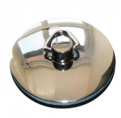 3.8cm Chrome Sink Plug with Chain