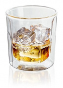 Judge Double Walled 300ml Tumbler Glass Set Of 2