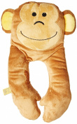 Cuddly Monkey Travel Pillow