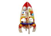 Classic World Multi Activity Rocket