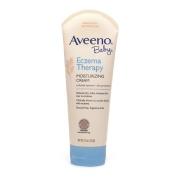 Aveeno Baby Eczema Therapy Moisturising Cream, Fragrance Free 220ml