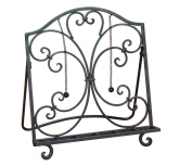 Tripar Baldwin Metal Cookbook Stand