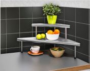 Massivo Duo Kitchen Corner Shelf