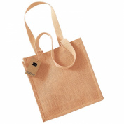 Westford Mill Jute compact tote Natural