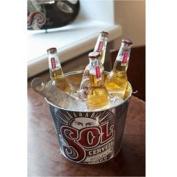 """SOL Beer """"ICE BUCKET"""""""