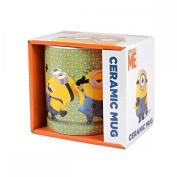Despicable Me Minions Yellow Dancing Mug