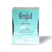 THREE PACKS of Fenjal Classic Luxury Creme Soap x 100g