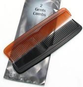 Serenade 2 Pocket Size Gents Combs