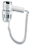 Valera | Hair Dryer | 1200W | Valera Action | Wall Mounted | White & Chrome