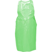 Disposable Green Flat Pack of 100 Aprons Amazing Quality Great Price Fantastic Bargain