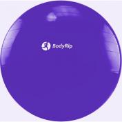 Bodyrip PURPLE exercise gym yoga swiss 65cm ball gym fitness AB adbsominal keep fit tone