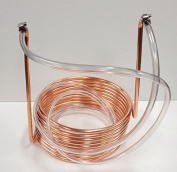 Quick Chill 1cm Copper Immersion Coil 7.6m with Tubing