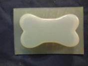 Qty-2 Dog Bone Soap or Plaster Mould 4659