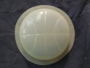 Qty-2 Basketball Soap or Plaster Mould 4606