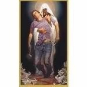 Charis Gifts 217518 Forgiven Caucasian - Witness Cards