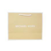 Michael Kors Gift Bag Tan White