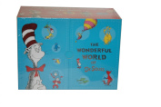 The Wonderful World of Dr. Seuss Collection 20 Classic Story Books Gift Box Set