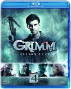 Grimm: Season 4 [Region B] [Blu-ray]