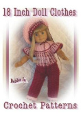 18 Inch Doll Clothes Crochet Patterns