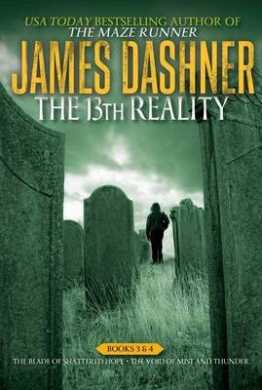 The 13th Reality Books 3 & 4  : The Blade of Shattered Hope; The Void of Mist and Thunder (13th Reality)