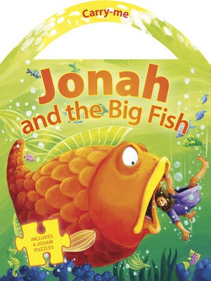 Jonah and the Big Fish (Carry Me Puzzle Books) [Board book]