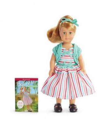 Maryellen Larkin Mini Doll