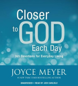 Closer to God Each Day [Audio]