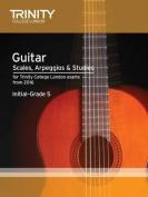 Guitar & Plectrum Guitar Scales & Exercises Initial-Grade 5 from 2016