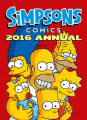 The Simpsons: Annual: 2016