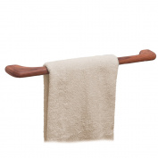 Whitecap Teak Towel Bar - 36cm