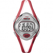 Timex Ironman Sleek 50-Lap Mid-Size Watch - Orange