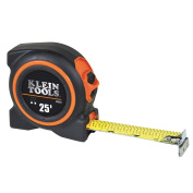 Klein Tools Tape Measure w/Magnetic Double Hook - 25'