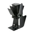 Caframo Ecofan Original Heat Powered Stove Fan - Black Blade