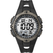 Timex Marathon Digital Full-Size Watch - Black/Grey