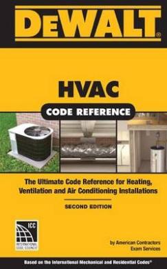 Dewalt HVAC Code Reference: Based on the 2015 International Mechanical Code, Spiral Bound Version (Dewalt)